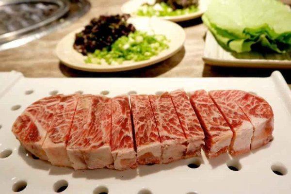 thịt bò fuji nhật bản